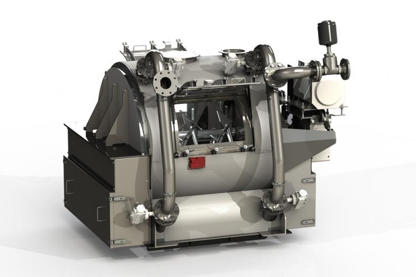 Vacuum coating machine - Stolz